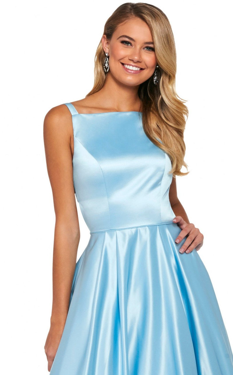 Sherri Hill 53316 Dress Light-Blue