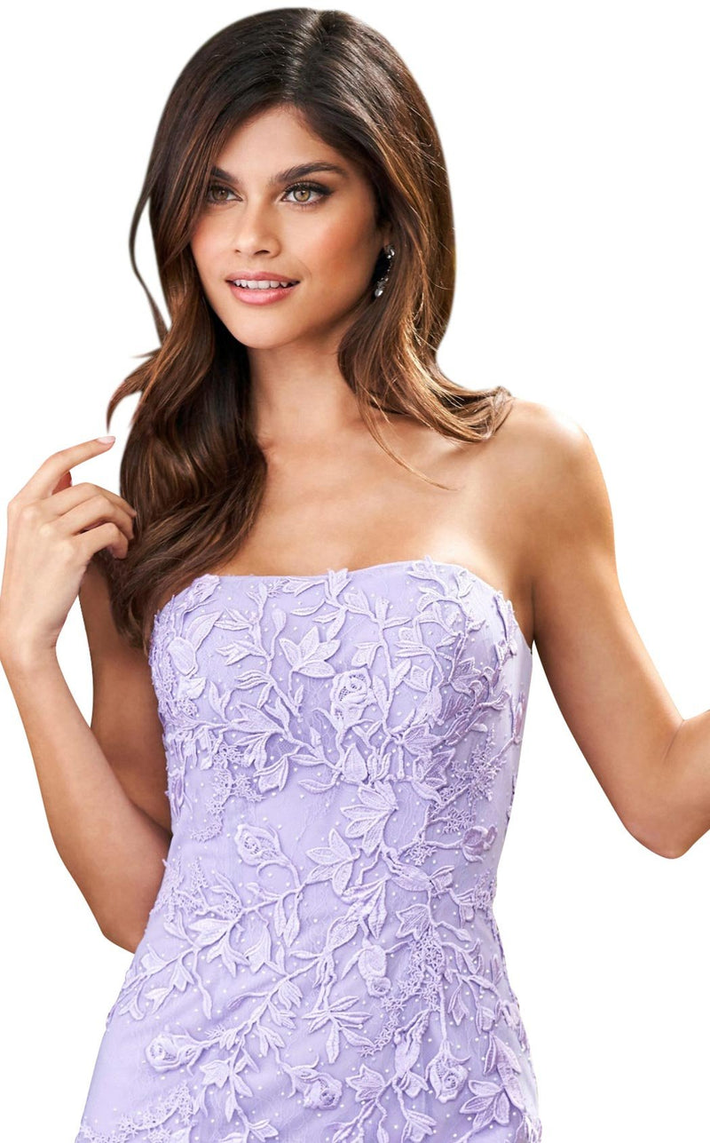 Sherri Hill 53345 Dress Lilac