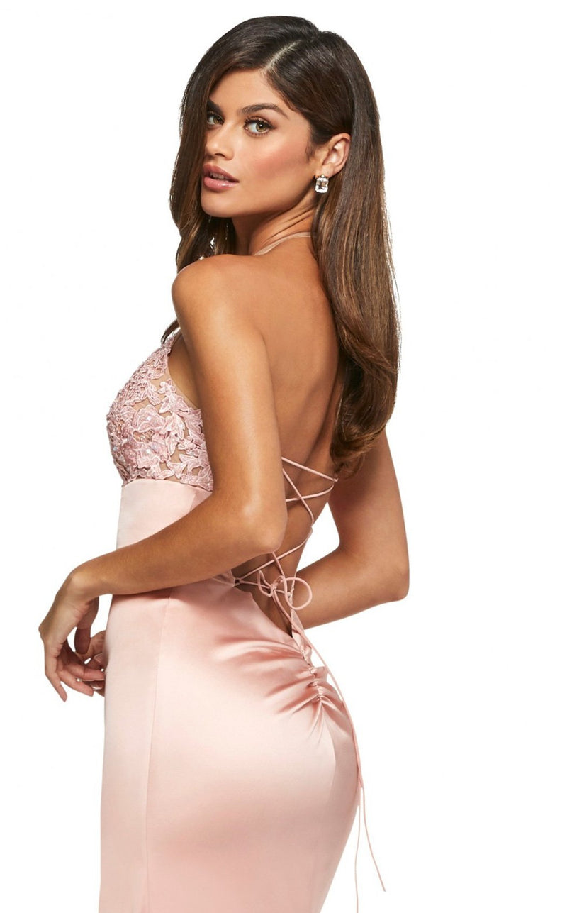 Sherri Hill 53394 Dress Blush