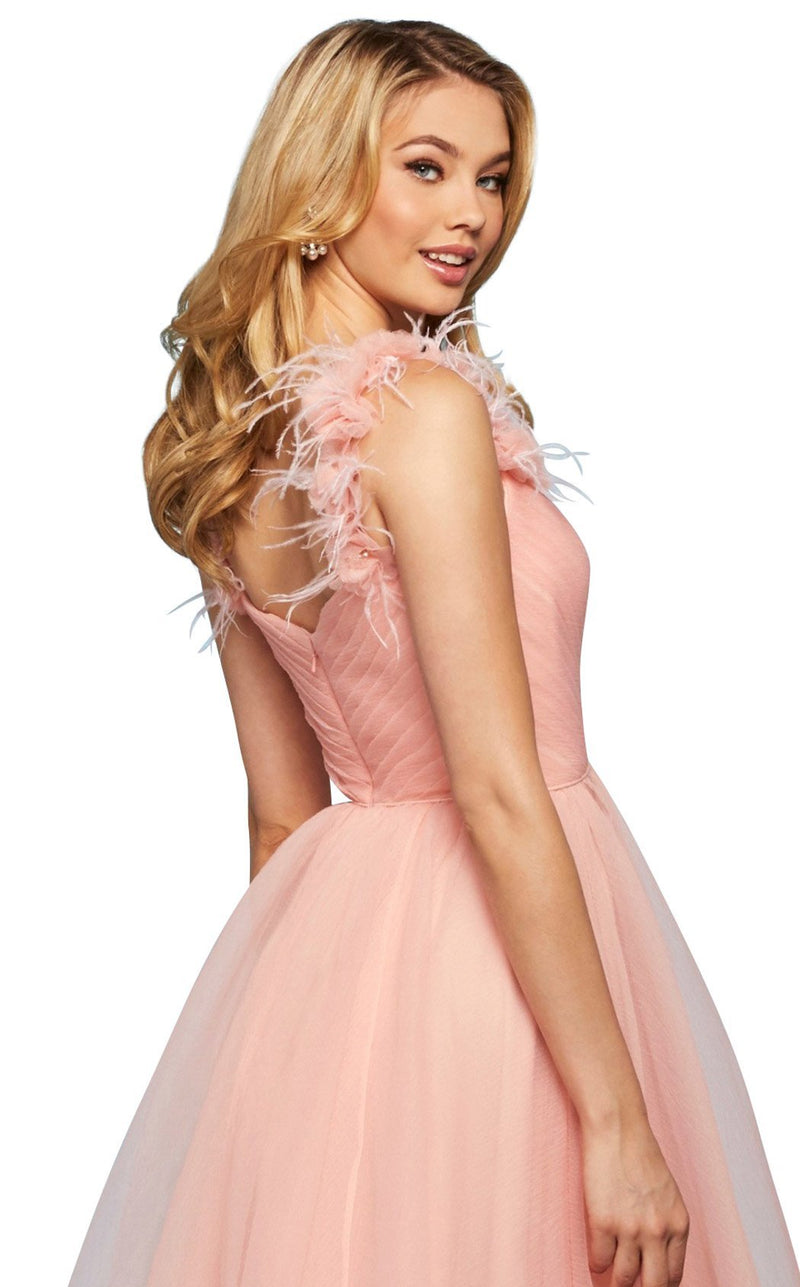Sherri Hill 53417 Dress Blush