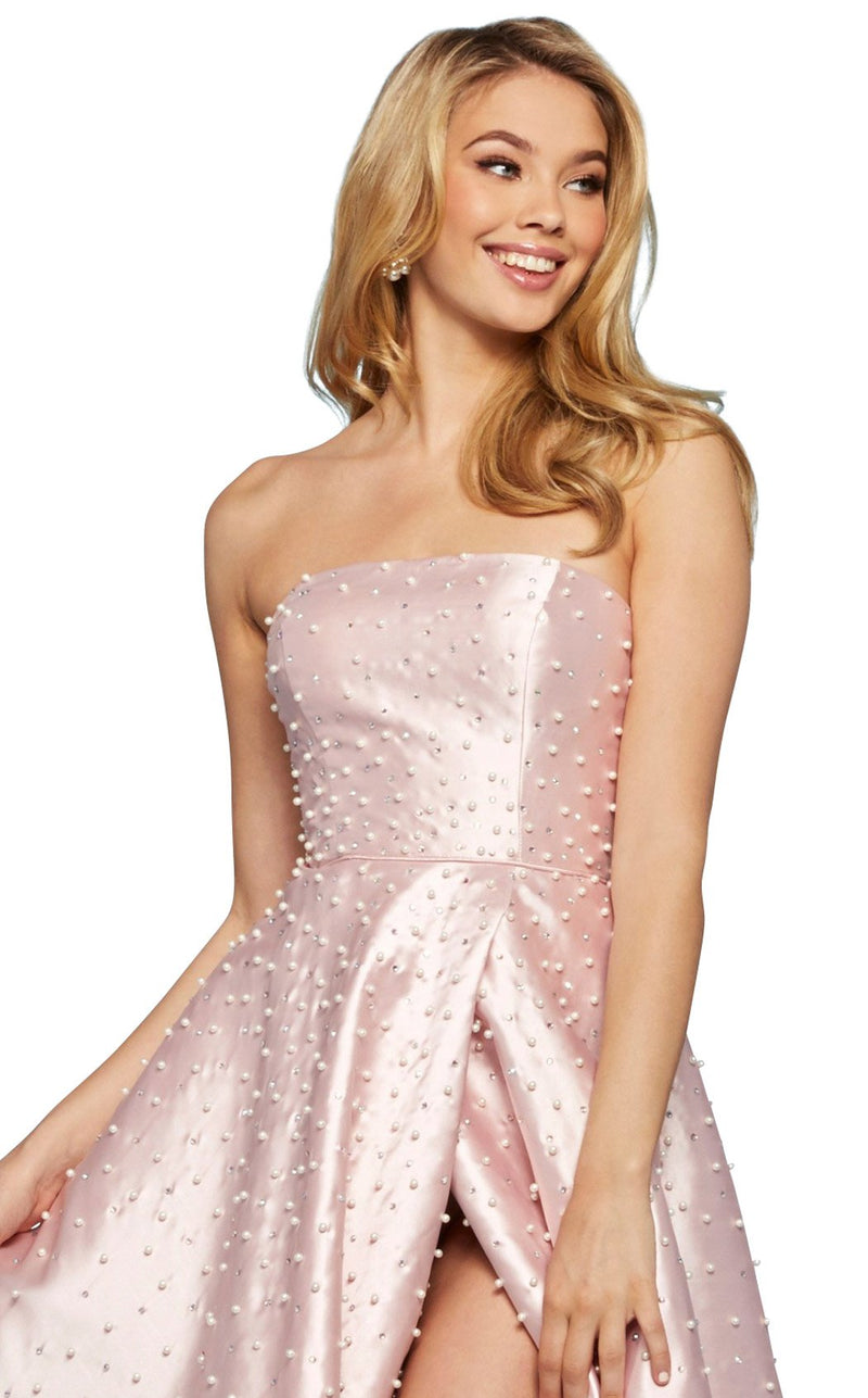 Sherri Hill 53421 Dress Blush