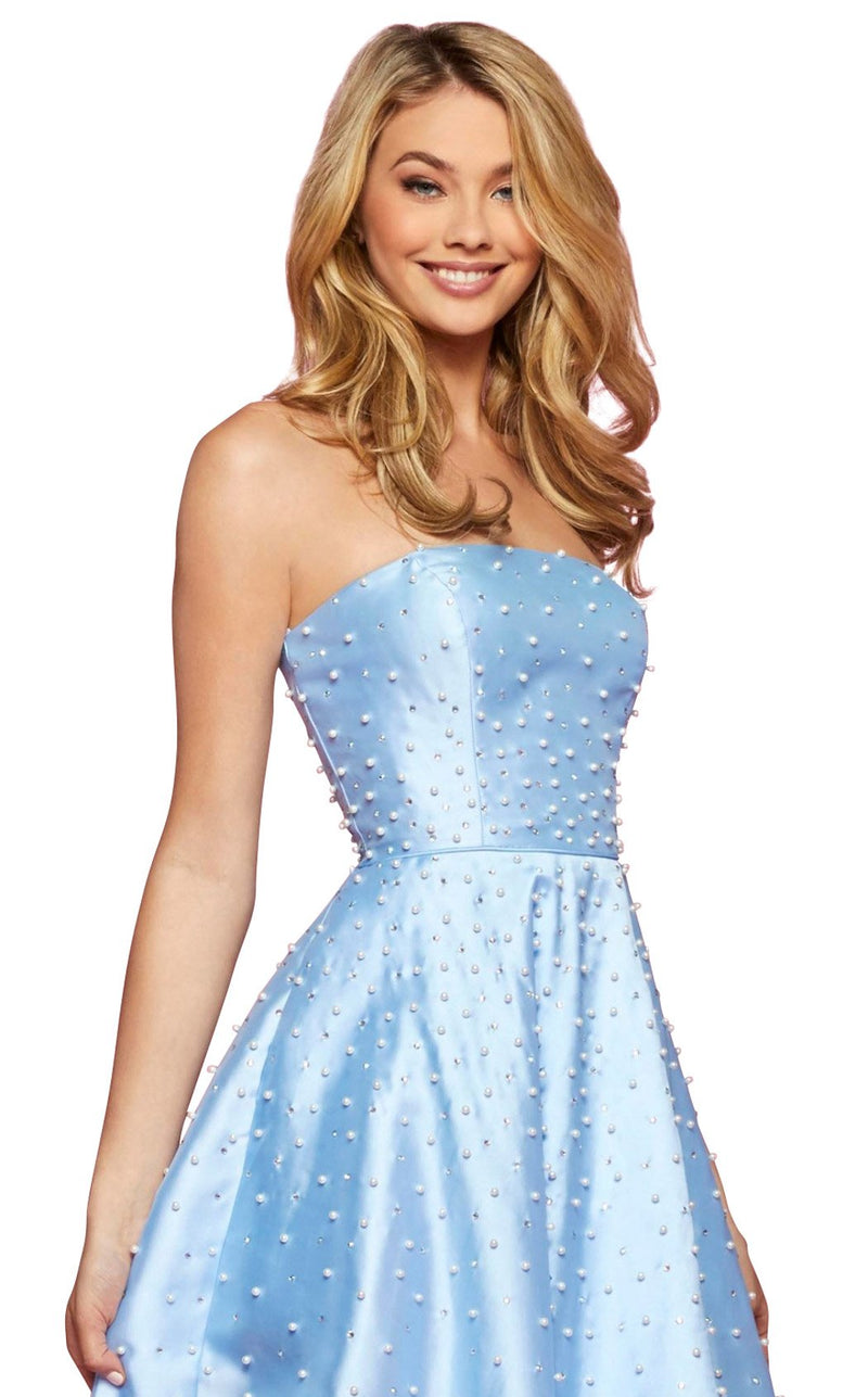Sherri Hill 53421 Dress Light-Blue