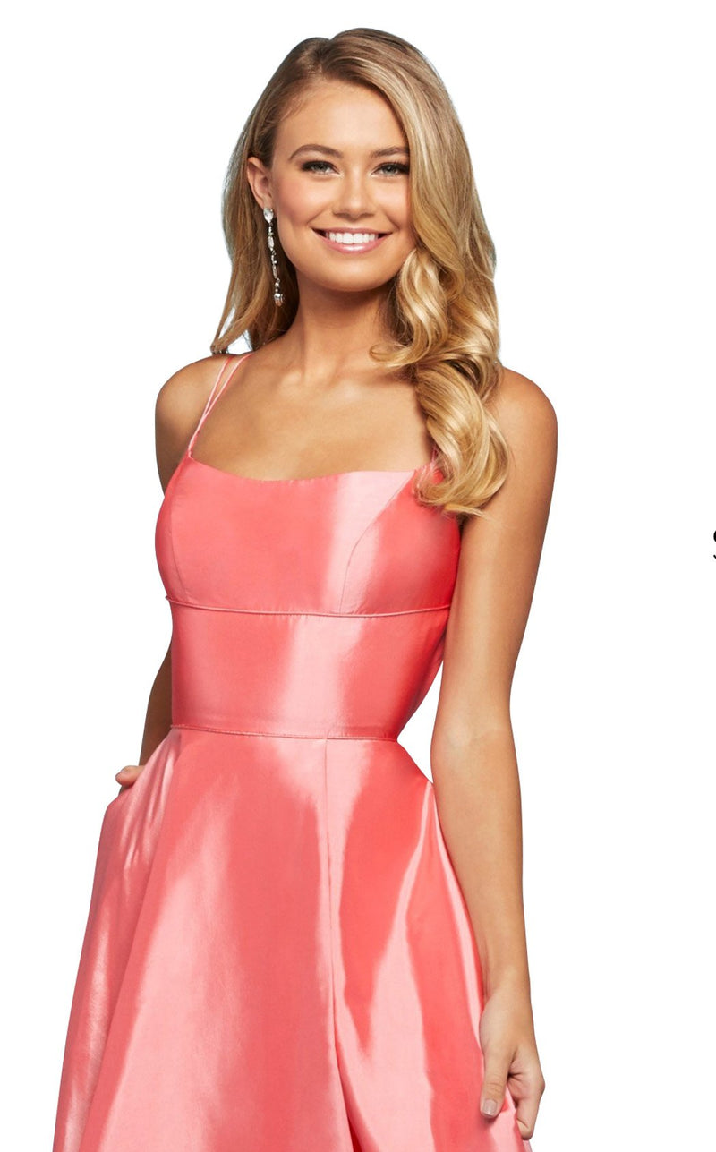 Sherri Hill 53531 Dress Coral