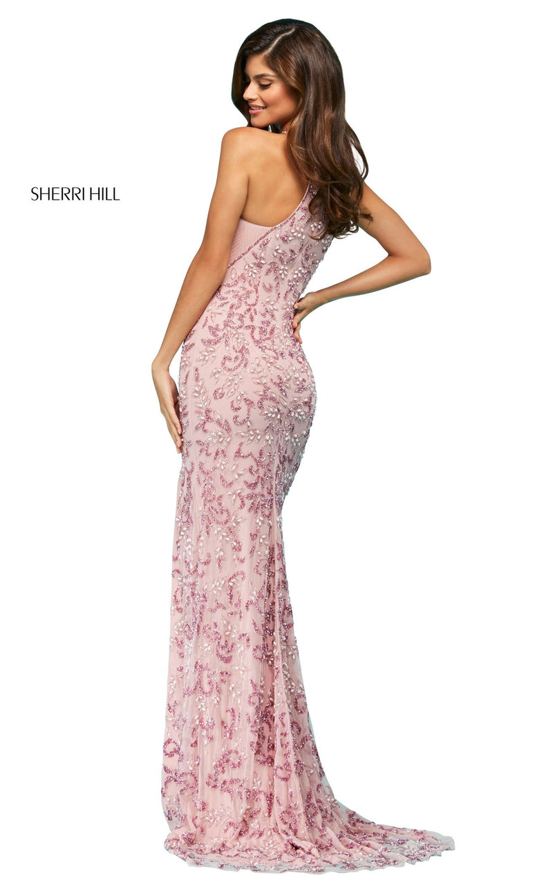 Sherri Hill 53564 Dress Pink