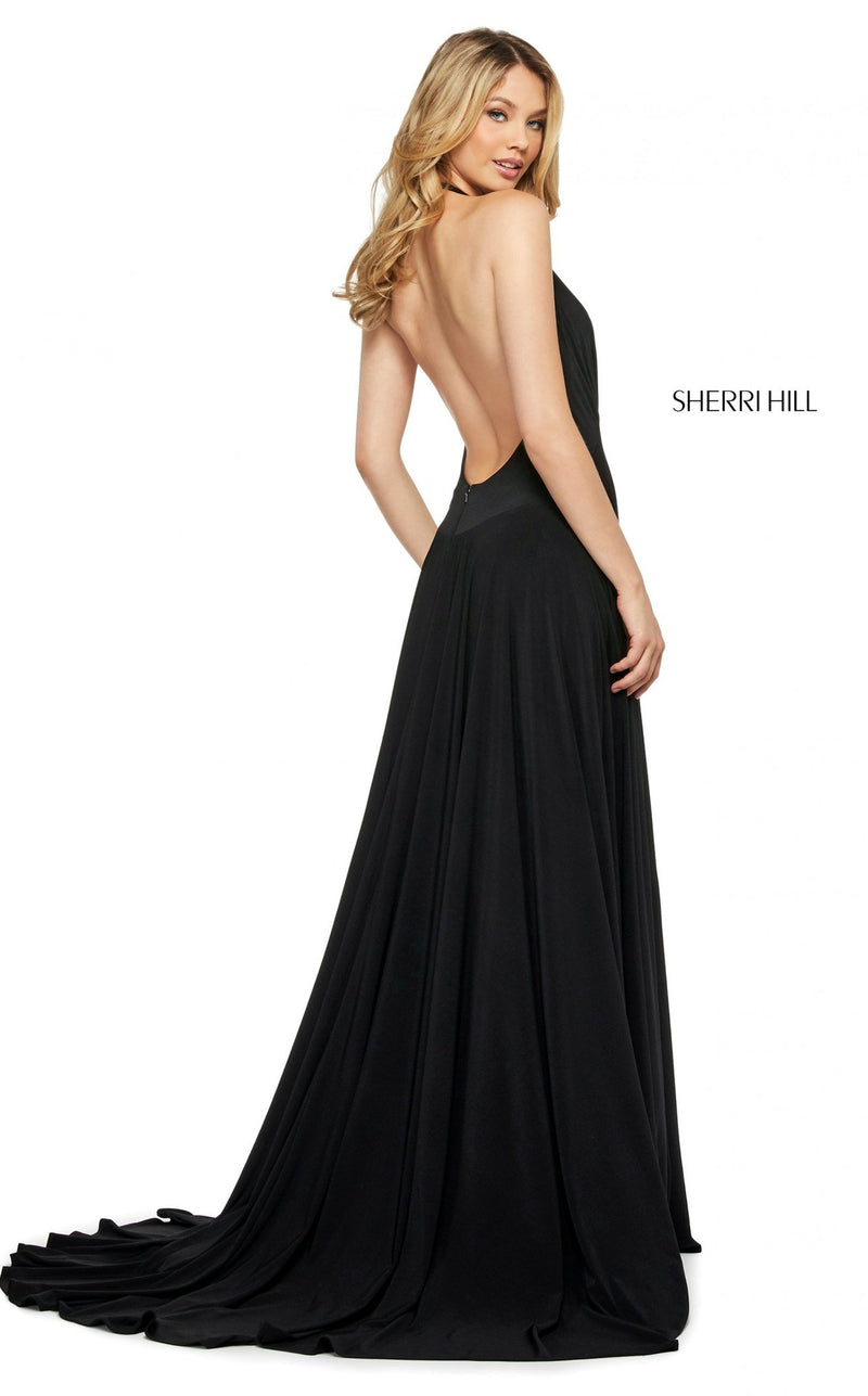 Sherri Hill 53577 Dress Black