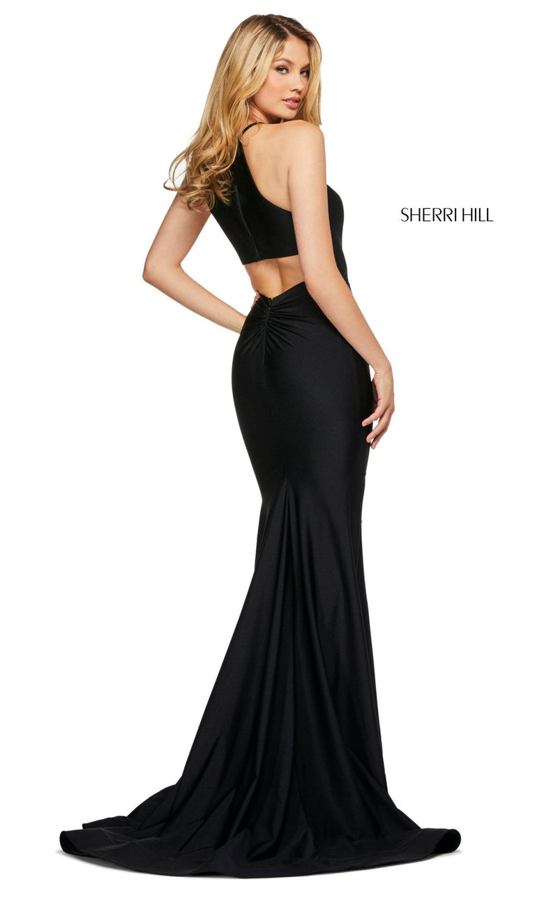 Sherri Hill 53663 Dress Black