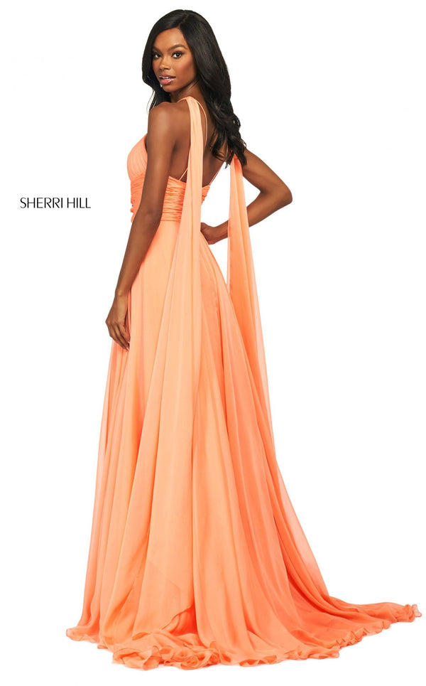 Sherri Hill 53761 Dress Dreamcicle