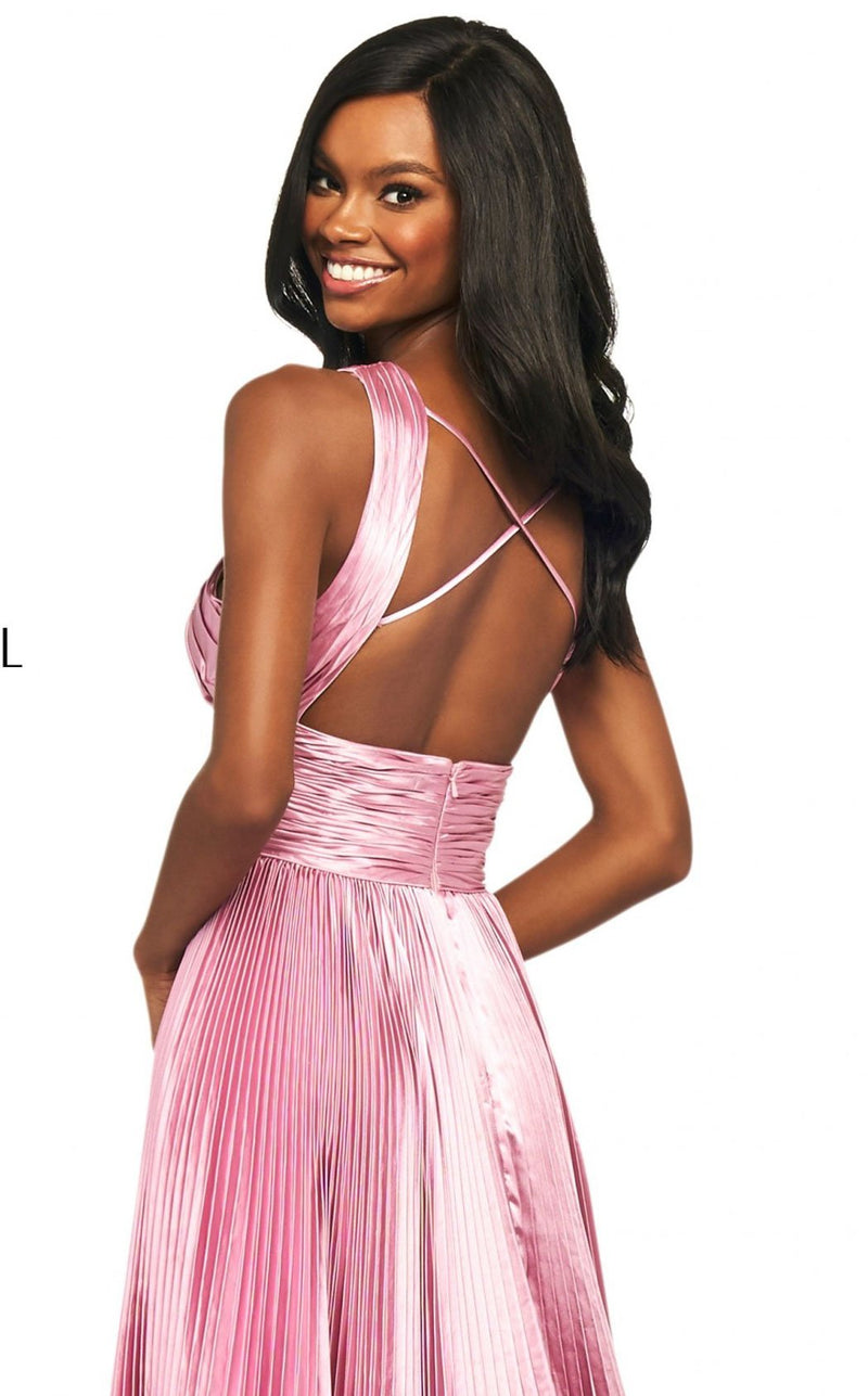 Sherri Hill 53762 Dress Rose