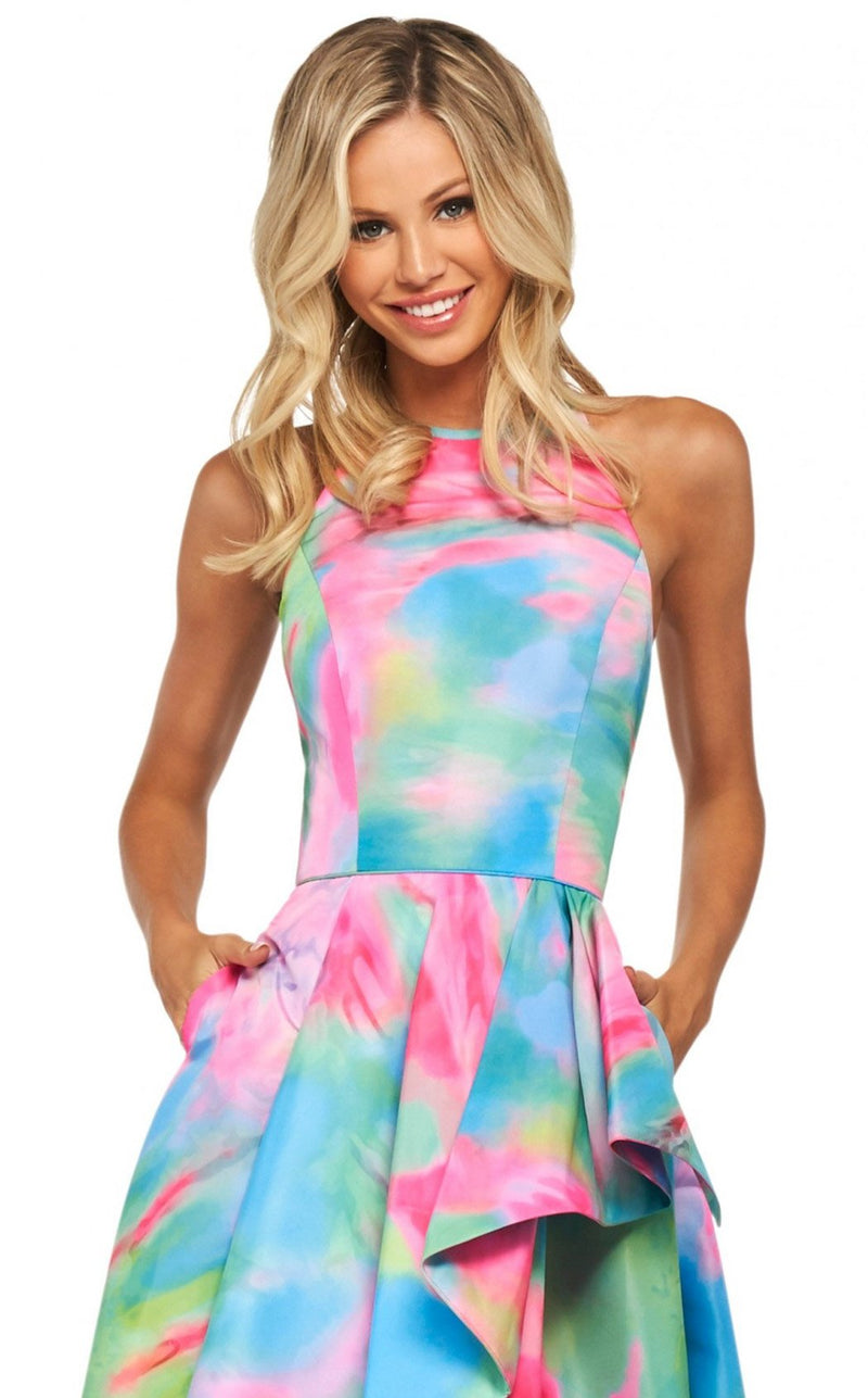 Sherri Hill 53871 Dress Multi