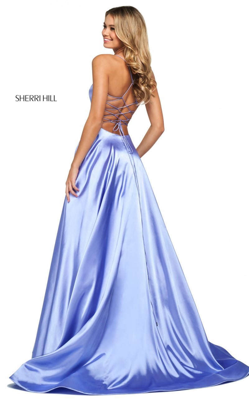 Sherri Hill 53885 Dress Lilac