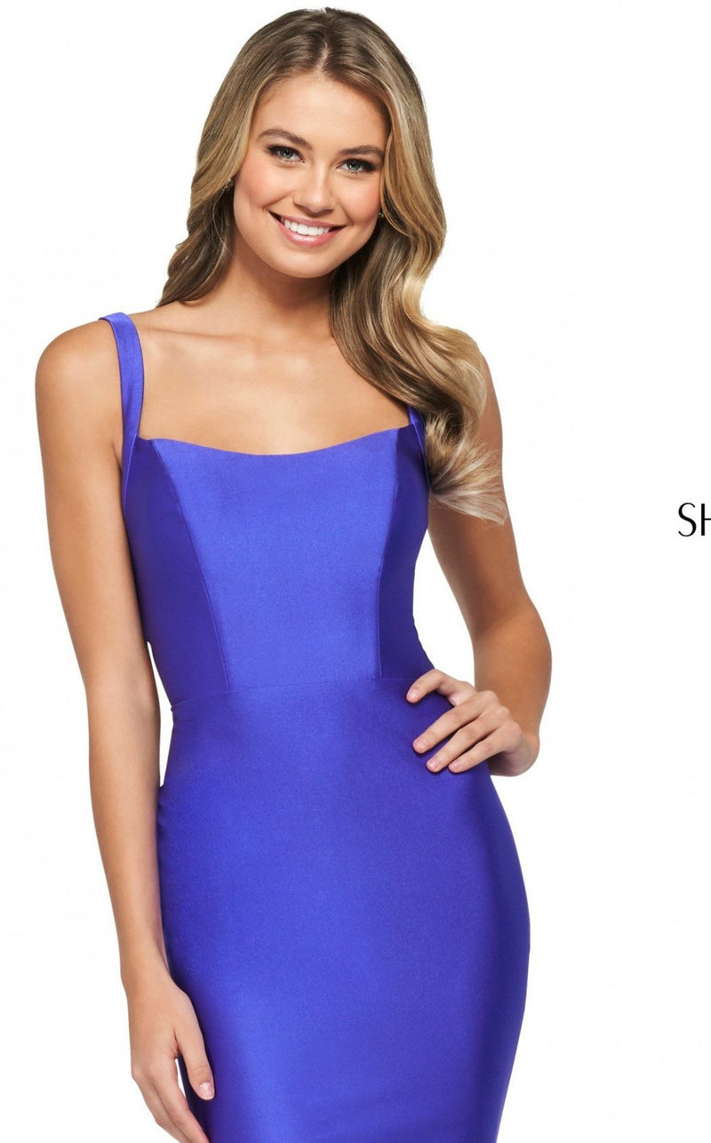 Sherri Hill 53906 Dress Royal