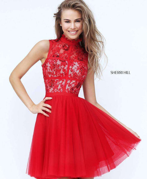 Sherri Hill 50636 Dress