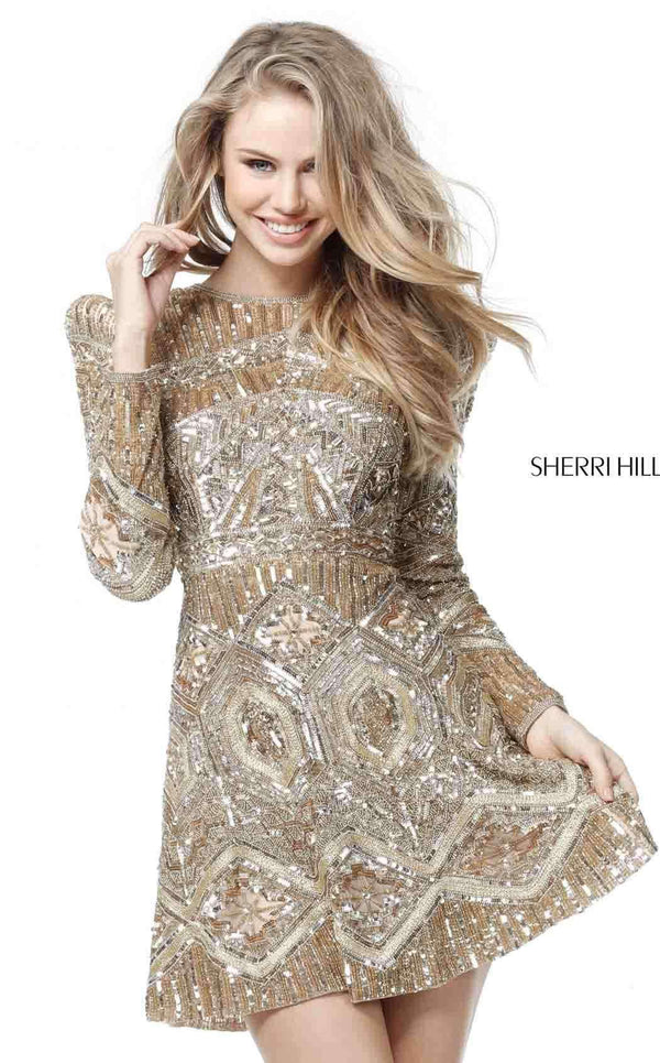 Sherri Hill 51343 Dress