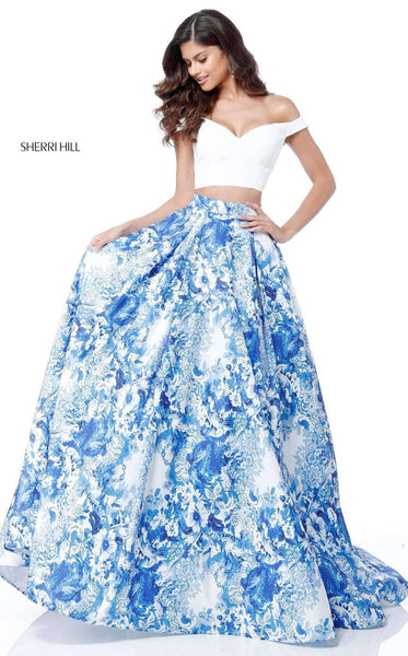Sherri Hill 51680 Dress