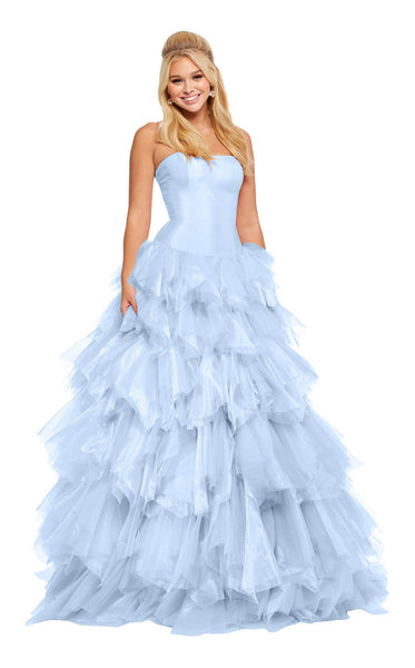 Sherri Hill 52417 Light-Blue