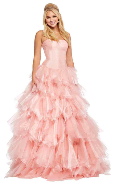 Sherri Hill 52417 Blush