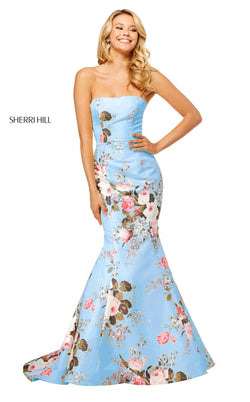 Sherri Hill 52551 Dress