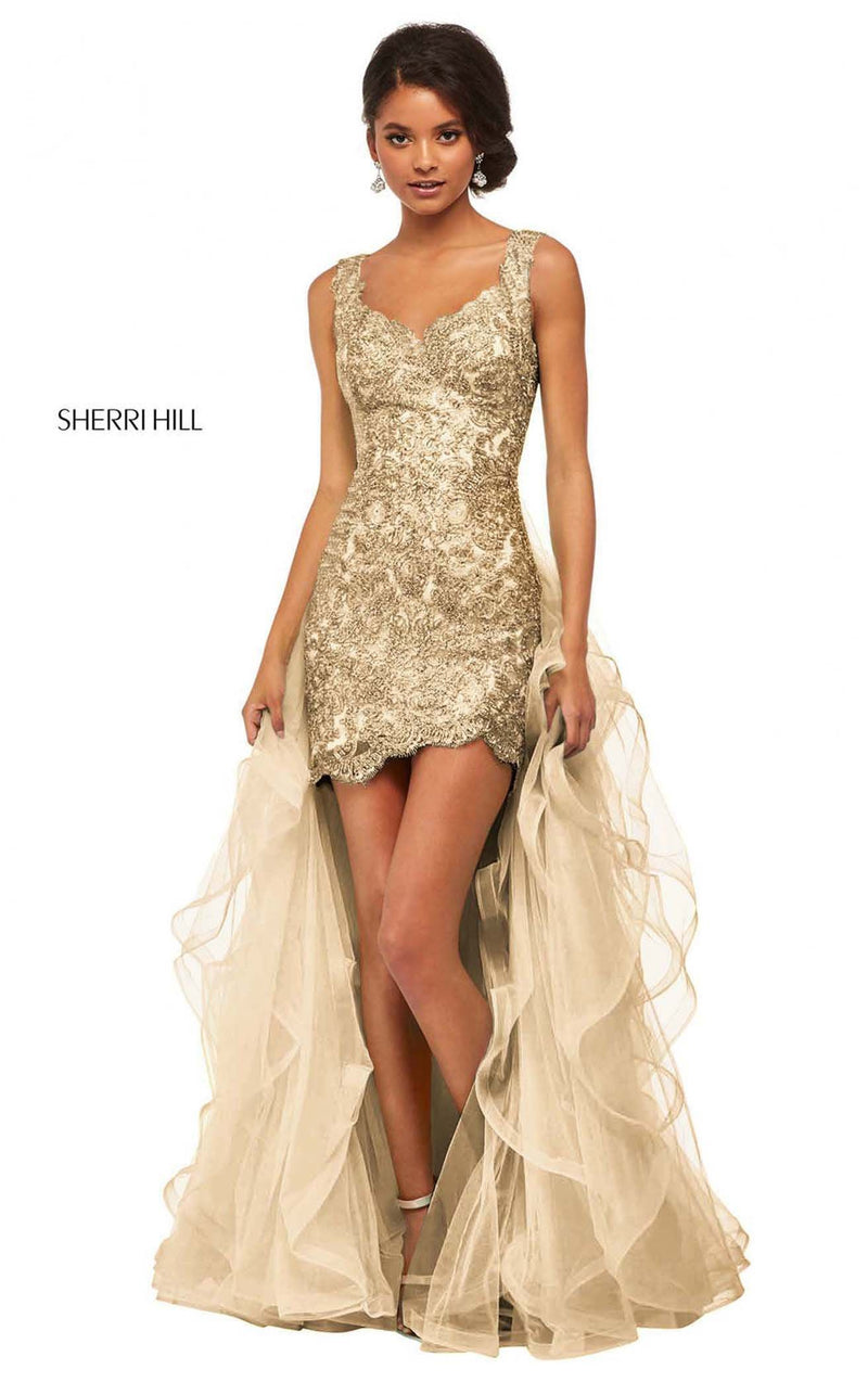 Sherri Hill 52562CL Dress