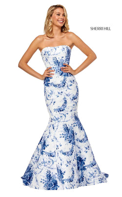 Sherri Hill 52618CL Dress