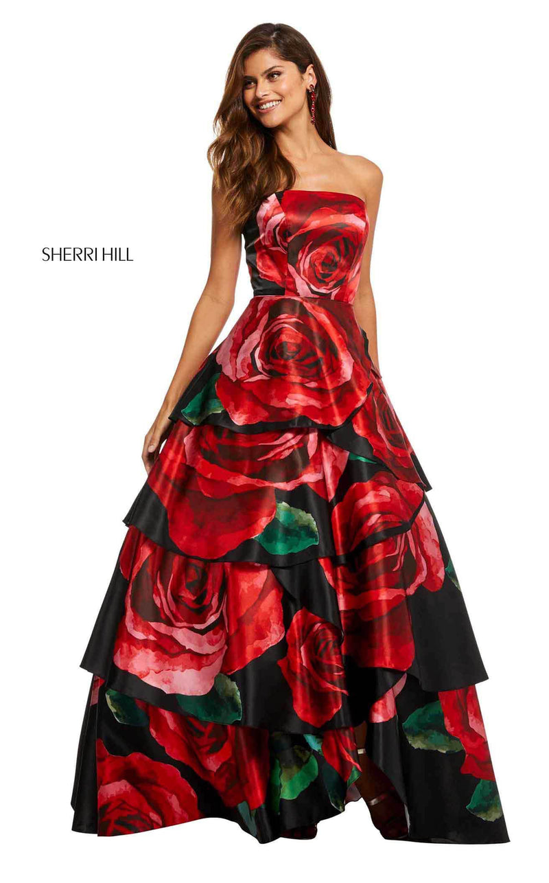 Sherri Hill 52624CL Dress
