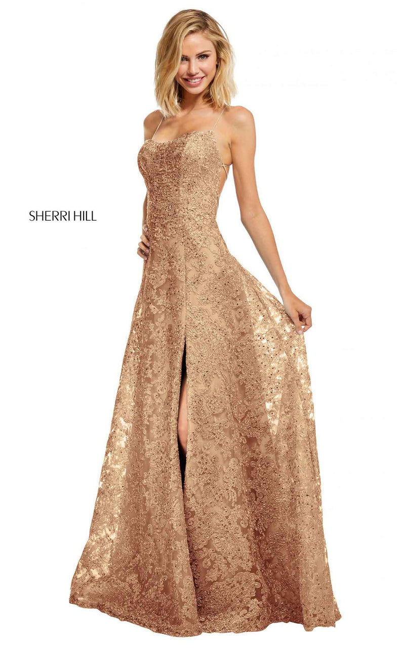 Sherri Hill 52646 Dress