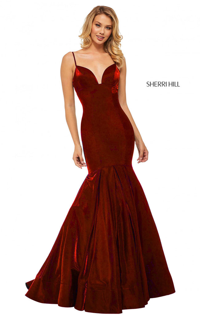 Sherri Hill 52696 Dress