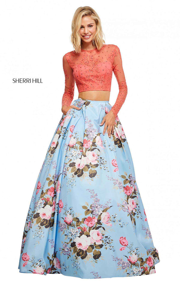 Sherri Hill 52717 Dress