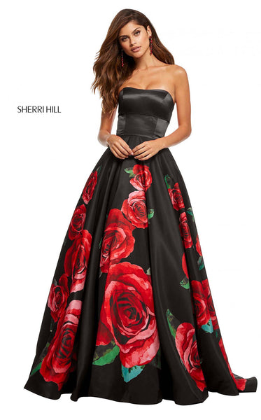 Sherri Hill 52722 Dress