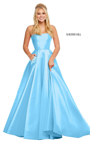Sherri Hill 52724 Dress
