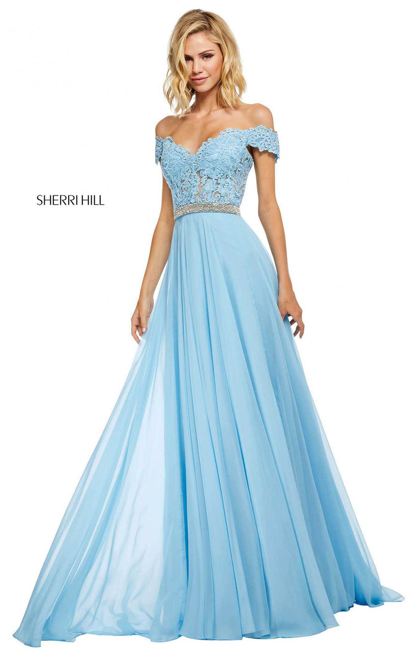 Sherri Hill 52729 Dress