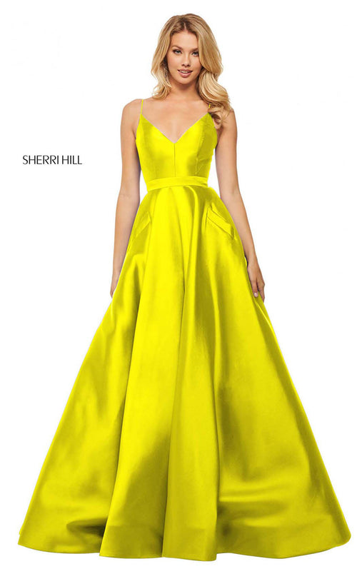 Sherri Hill 52821 Dress