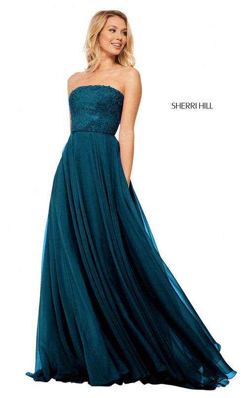 efd41cd9211c5 Sherri Hill Dresses | Shop Trendy Prom and Evening Gowns Online