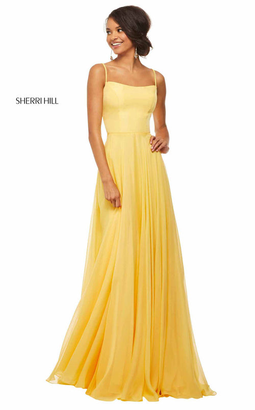 Sherri Hill 52839 Dress