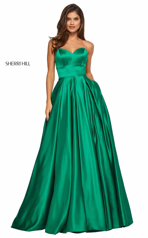 32c1817dc3764 Sherri Hill Dresses | Shop Trendy Prom and Evening Gowns Online