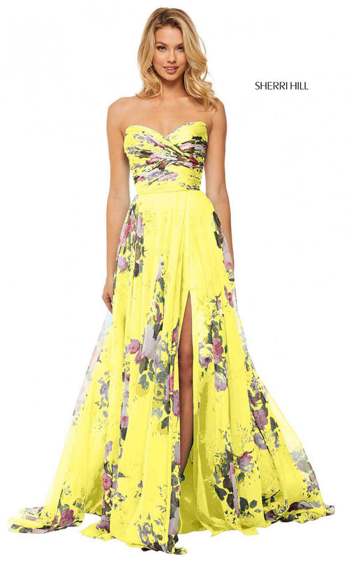 c90591531c2 Yellow Designer Dress for Any Occasion