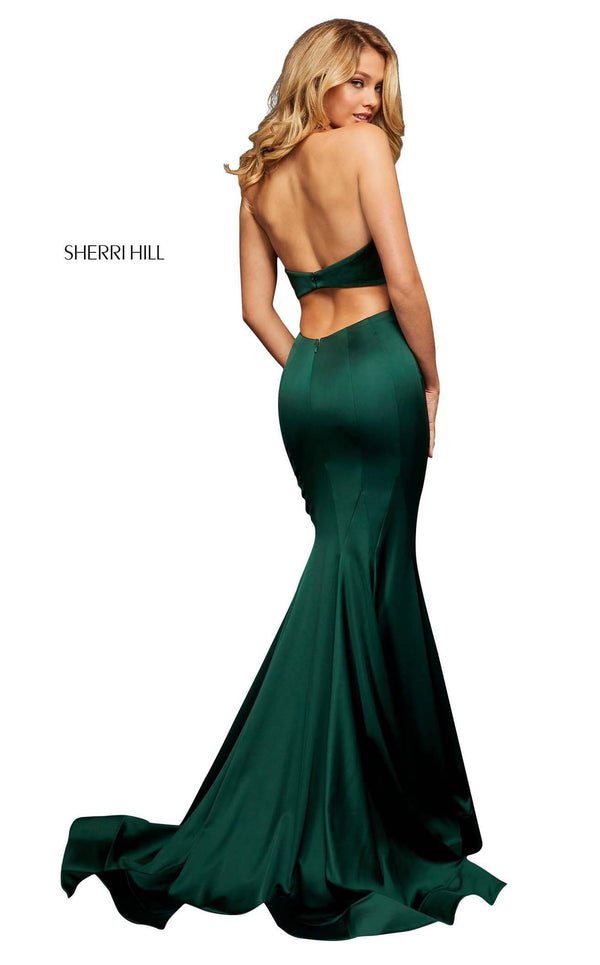 Sherri Hill 52887CL Dress