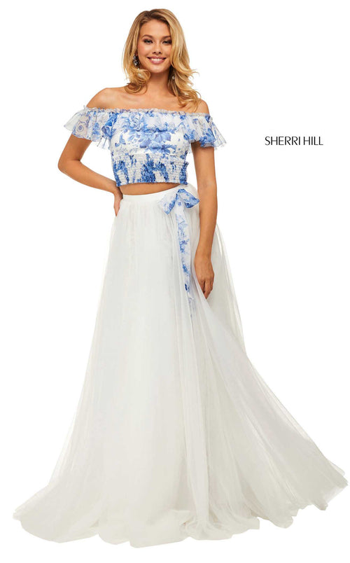 Sherri Hill 52910 Dress
