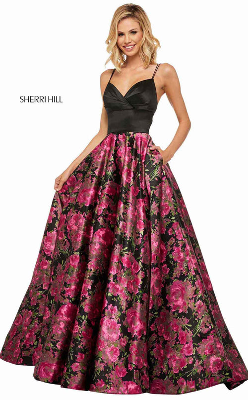Sherri Hill 52931 Dress