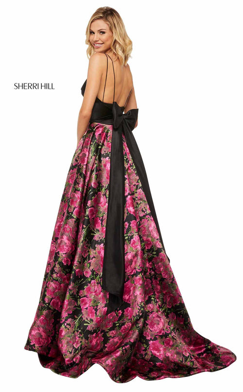 2593c2c6 Sherri Hill Dresses | Shop Trendy Prom and Evening Gowns Online