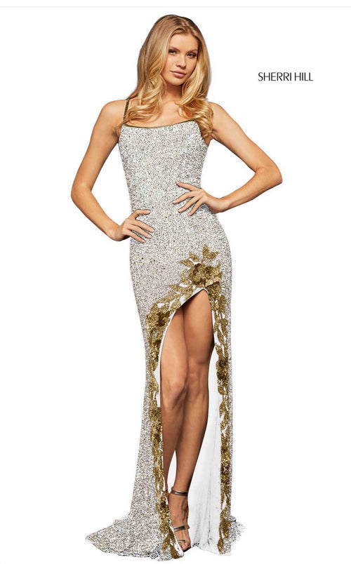 2297378619a Sherri Hill Dresses | Shop Trendy Prom and Evening Gowns Online