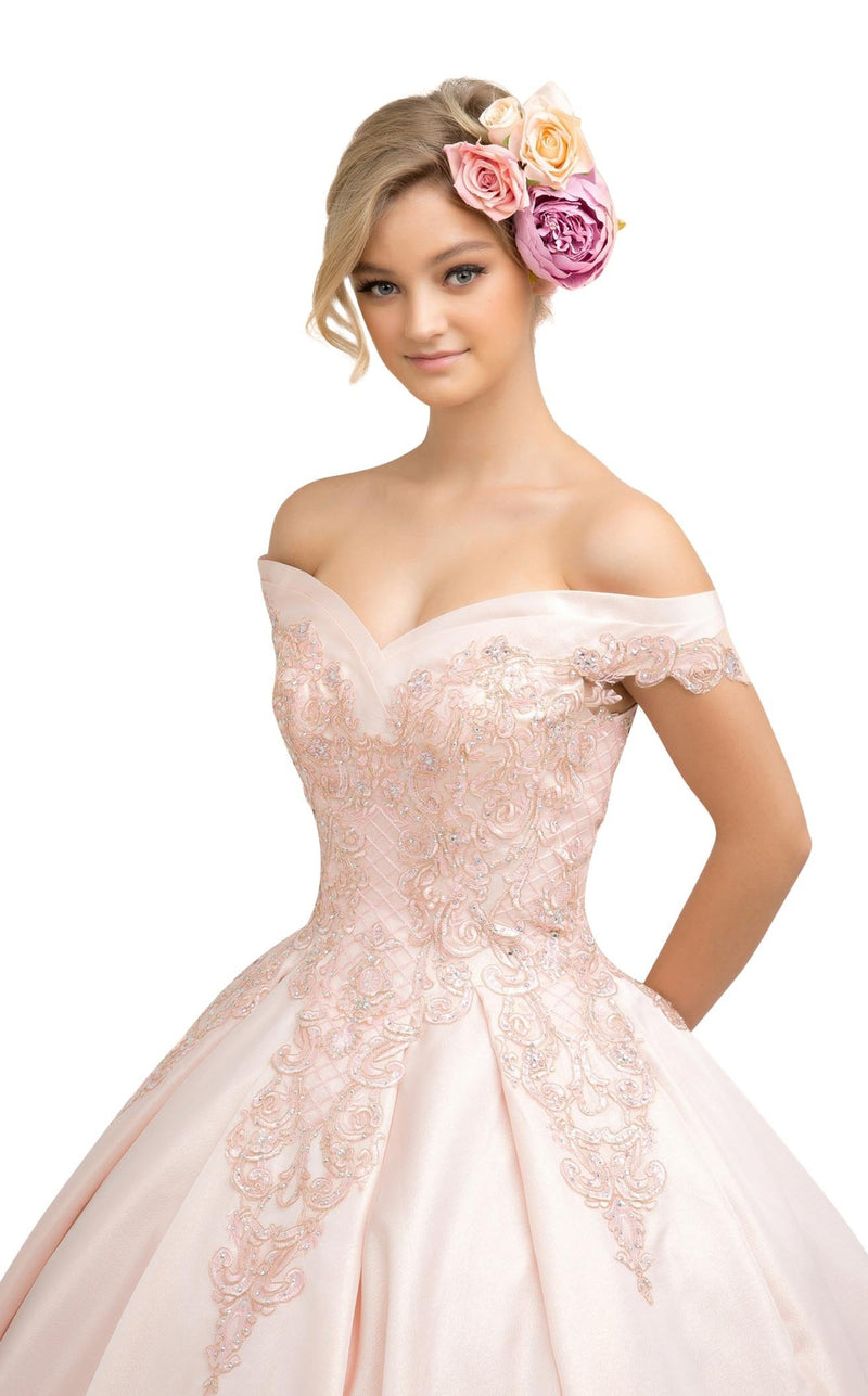 Nox Anabel U802 Dress Blush