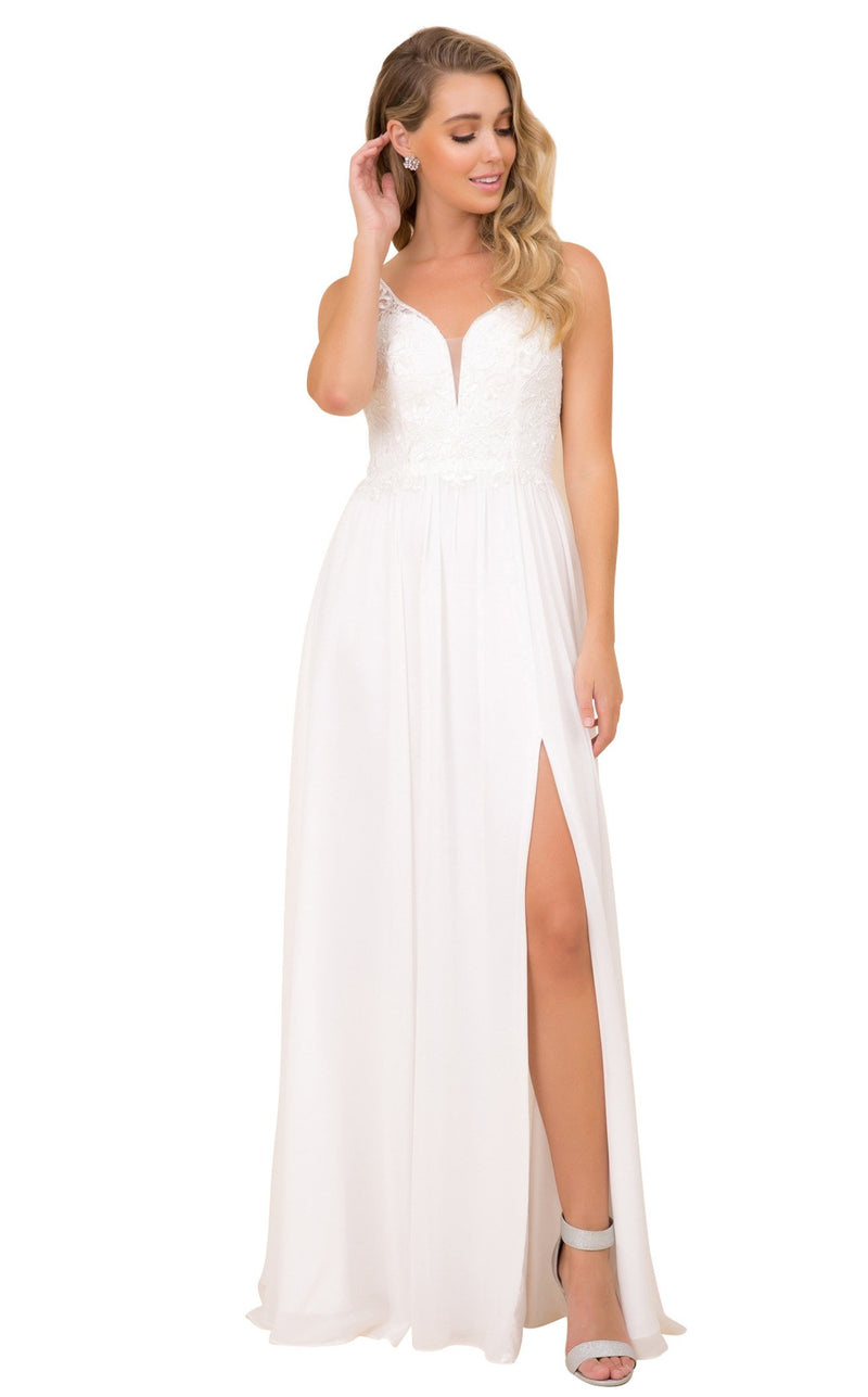 Nox Anabel Y299 Dress White