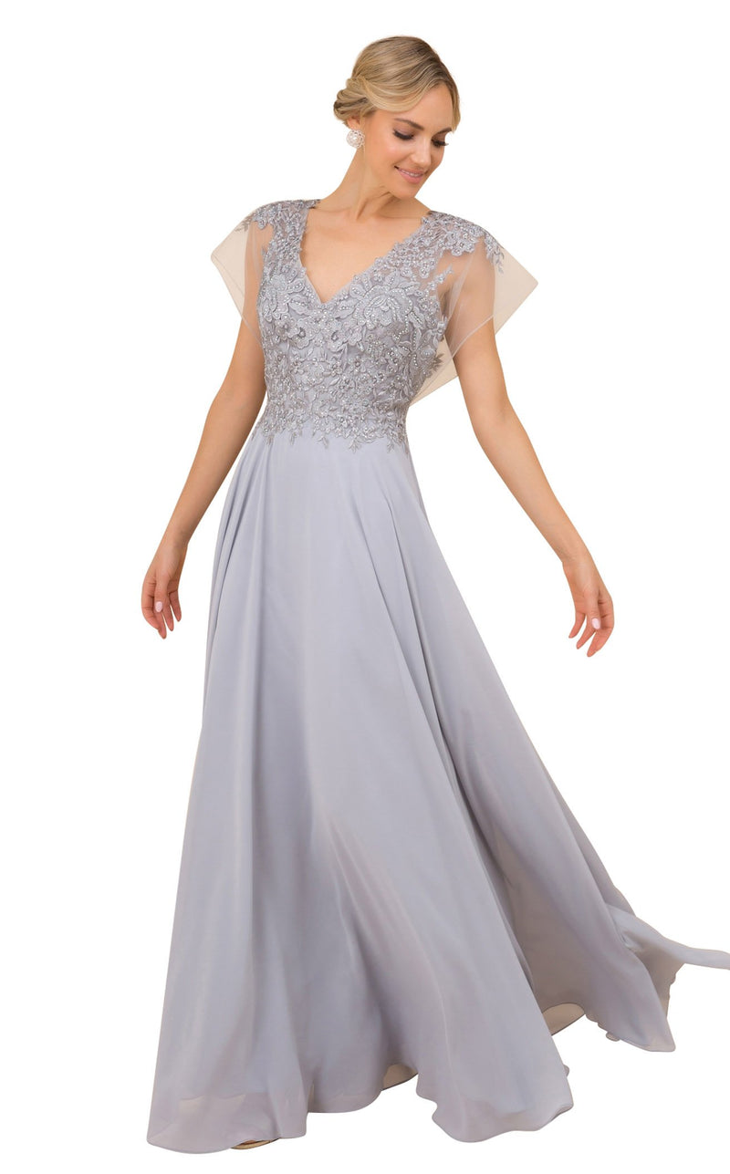 Nox Anabel Y526 Dress Silver