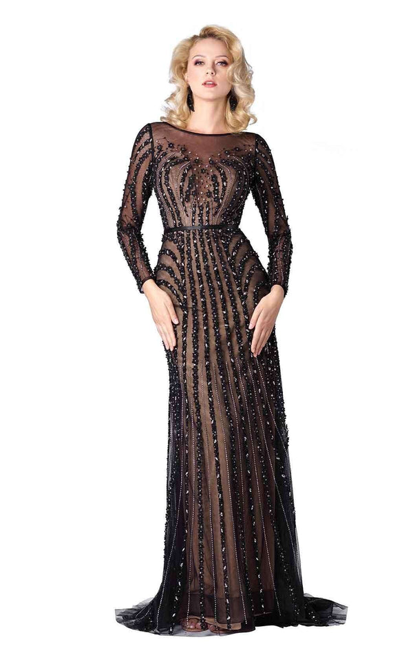 MNM Couture 10836CL Dress