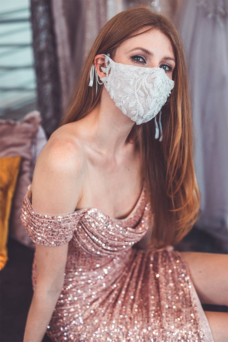Couture Face Masks