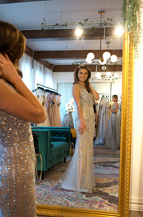 Miss Connecticut Visits our NYC Boutique