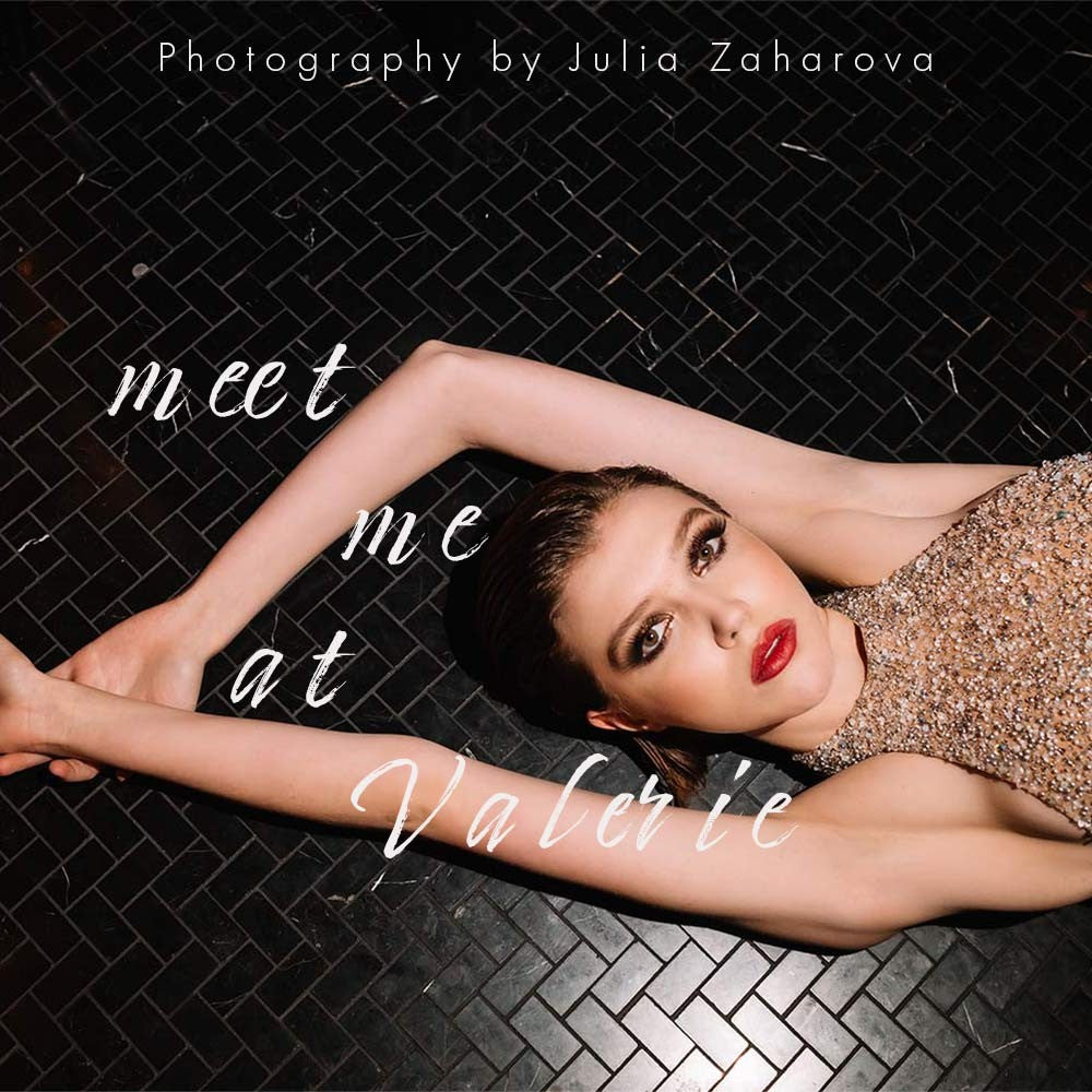 Meet Me At Valerie by Julia Zaharova