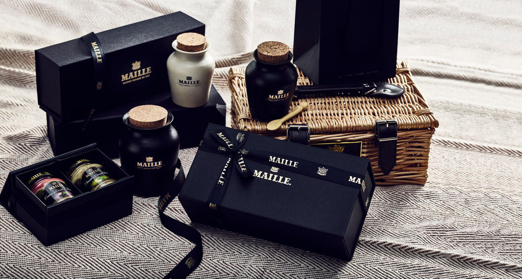 Find the Perfect Gift: Maille's Holiday Gift Guide