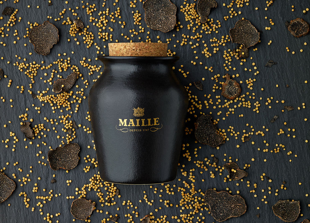 Back to Black Truffle Mustard