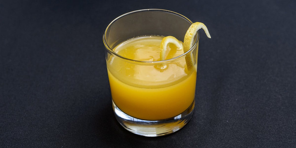 Mango à la Maille cocktail